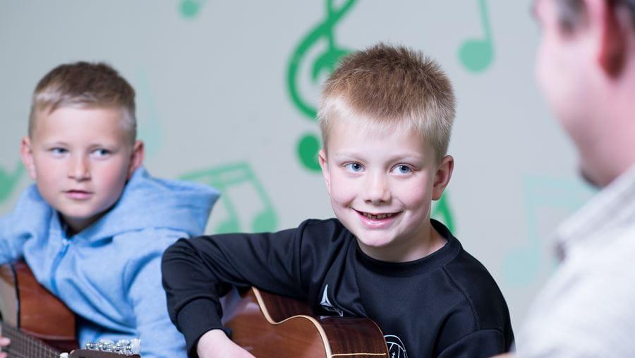 Link til musikskolens lærere