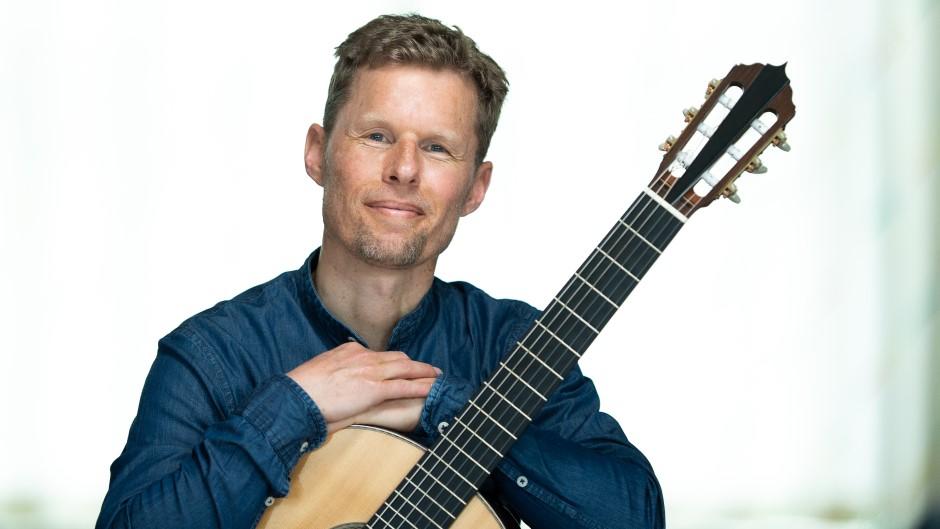 Guitarlærer David Efraim Poulsen