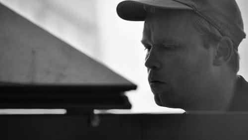 Musikskolens klaverlærer Heine Hansen