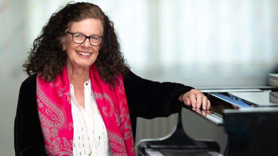 Klaverlærer Inke Kesseler