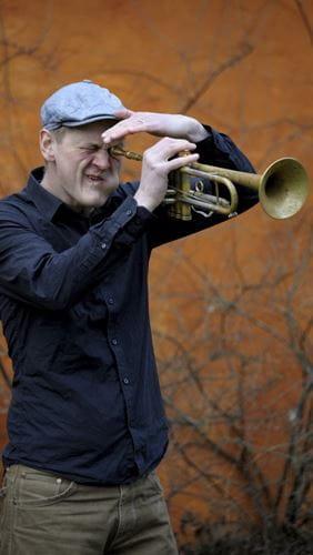 Jakob Holdensen underviser i trompet i Odense Musikskole