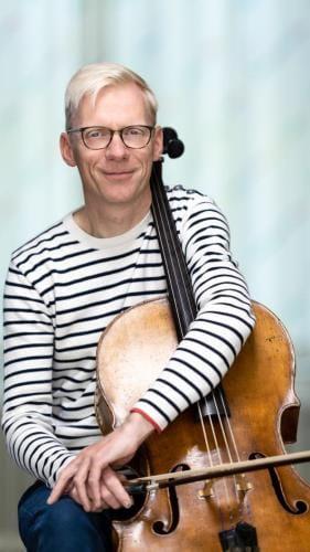 Cellolærer Martin Høier