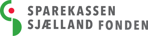 Logo for Sparekassen Sjælland Fonden