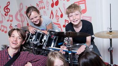 Musikskoleband